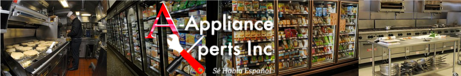 Commercial Appliance Repair Page